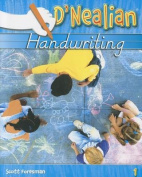 D'Nealian Handwriting, Grade 1