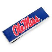 NCAA - Mississippi Rebels Money Clip