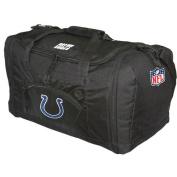 NFL - Indianapolis Colts Black Roadblock Duffle Bag