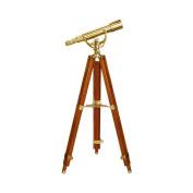 Barska Optics AA10616 15-45x50 Spyscope Anchormaster with Mahogany Floor Tripod