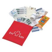 Waterproof First Aid Kit - Hook and Loop Mount