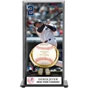 MLB - Derek Jeter Gold Glove Baseball Display Case | Details