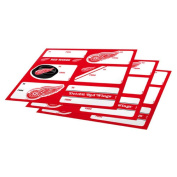 NHL - Detroit Red Wings Gift Stickers