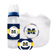 NCAA - Michigan Wolverines Baby Gift Set