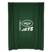 Sports Coverage Inc. New York Jets Shower Curtain
