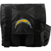 NFL - San Diego Chargers Black Sitter Nappy Bag