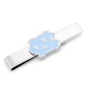 Men's Cufflinks, Inc. 'University of North Carolina Tar Heels' Tie Bar - Blue