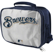 MLB - Milwaukee Brewers White Lunch Box
