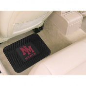 Fanmats 11373 COL - 14 in. x17 in. - New Mexico State University Utility Mat