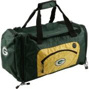 NFL - Green Bay Packers Hunter Green Roadblock Duffle Bag
