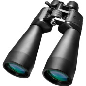 Barska Optics - Binoculars AB10592 20-100x70 Zoom- Gladiator- Bak-4- MC- Green Lens w - Tripod Adapter