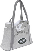 NFL Hoodie Purse Grey/New York Jets