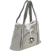 Littlearth NHL Hoodie Purse Grey/Pittsburgh Penguins