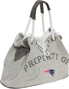 NFL Hoodie Tote Grey/New England Patriots
