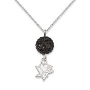 NHL - Pittsburgh Penguins Ovation Sterling Silver Pendant Necklace