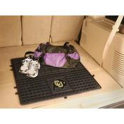 Fanmats 10864 COL - 31 in. x31 in. - University of Colorado Heavy Duty Vinyl Cargo Mat