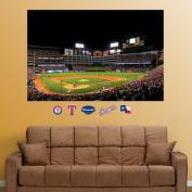 MLB - Texas Rangers Inside Ballpark in Arlington Mural Fathead