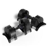 StairMaster TwistLock Adjustable Dumbbells - Pair