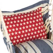 Magnolia Casual Americana Hammock Chair & Pillow Set