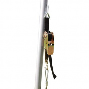 ShelterLogic EasyHook 30'' 4 Piece Ratchet Anchor