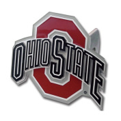 NCAA - Ohio State Buckeyes Logo Hitch Cover