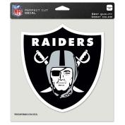 NFL - Oakland Raiders 8x8 Die Cut Decal