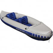 Kwik Tek AHTK-5 Airhead 2 Person Roatan Inflatable Kayak