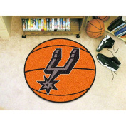FANMATS 10196 San Antonio Spurs Basketball Mat