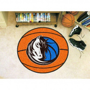 FANMATS 10216 Dallas Mavericks Basketball Mat