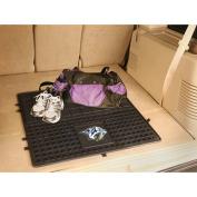 Fanmats 10966 NHL - 31 in. x31 in. - Nashville Predators Heavy Duty Vinyl Cargo Mat