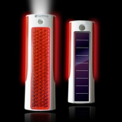 Teledex LED-52 Solar LED Flair with Flash Light - Rechargeable