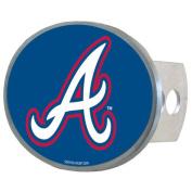 MLB - Atlanta Braves Oval Hitch Cover