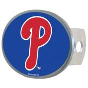 MLB - Philadelphia Phillies Oval Hitch Cover