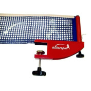 Killerspin 603-03 Apex Table Tennis Net and Post Set