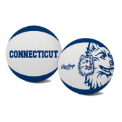 """NCAA - Connecticut Huskies """"Alley Oop"""" Youth-Size Basketball"""