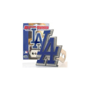 Siskiyou SportsBTHS050S MLB Trailer Hitch Cover- Los Angeles Dodgers