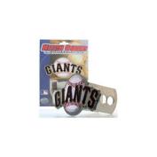 Siskiyou SportsBTHS060S MLB Trailer Hitch Cover- San Fransico Giants