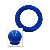 Yoga Direct Fitness Ball Base - Blue