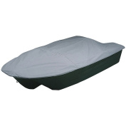 Sun Dolphin Pro 120 Pedal Boat Mooring Cover, Grey