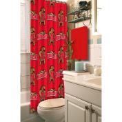 NCAA Maryland Terrapins Shower Curtain