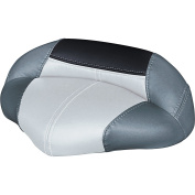 Wise Blast Off Series Pro Seat, Charcoal/Grey/Black