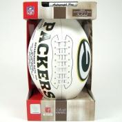 Rawlings Green Bay Packers Signature NFL Footballs