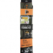 Ready 2 Fish R2F Telescopic Spincast Combo with Kit