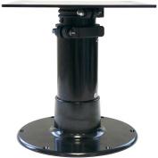 Springfield Three Stage Table Pedestal, Black