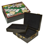 Trademark Poker 500 Chip Poker Case with Full Colour High Quality Graphics