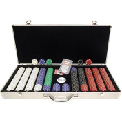 Trademark Poker 650pc 11.5g Suited Chips with Aluminium Case