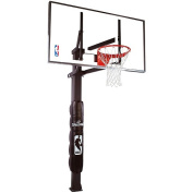 Spalding 88825G 140cm Performance Glass In-Ground Basketball System