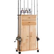Organised Fishing Large Utility Box Cabinet