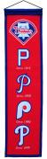 Winning Streak Sports 46012 Philadelphia Phillies Heritage Banner