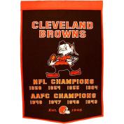 Winning Streak WSS-77031 Dallas Cowboys NFL Dynasty Banner 24x36